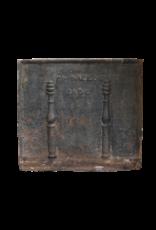 Maison Leon Van den Bogaert Antique Fireplaces & Vintage Architectural Elements Antiker gusseiserner Fire-Back