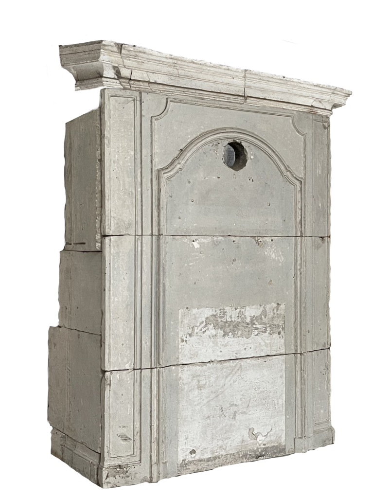 The Antique Fireplace Bank Rustikales Kaminelement