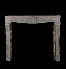 Elegant Rustic Fireplace