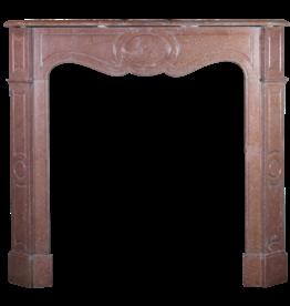 The Antique Fireplace Bank Pequeño Clásico Francés De Piedra De Mármol Cheminea