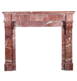 The Antique Fireplace Bank Small French Classic Marble Fireplace Surround