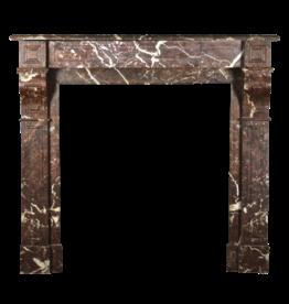 The Antique Fireplace Bank Kleine Klassische Antike Europäische Marmor Kamin Verkleidung