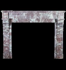 The Antique Fireplace Bank Siglo 19 Mármol Belga Chimenea