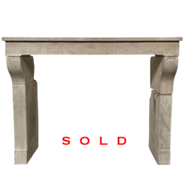 The Antique Fireplace Bank French Style Fireplace Surround