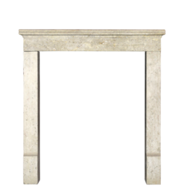 The Antique Fireplace Bank French Corner Vintage Fireplace Surround