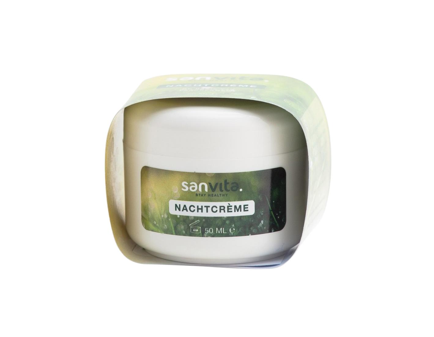 natuurlijke paardenmelk nachtcreme tegen acne