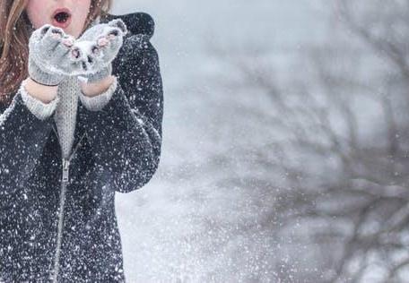 Winter zorgt voor een droge huid!