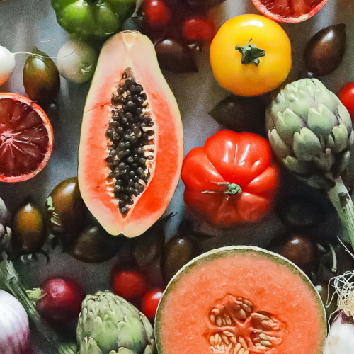 Welke voeding is voor welk orgaan?