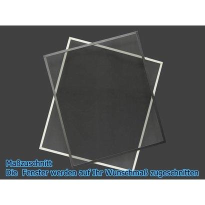 Erstellen Sie ihr Fliegengitter Fenster auf Maß im System gp01 - 11x25 mm