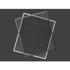 Fliegengitter für Fenster EASY 75 x 75 cm weiß oder braun