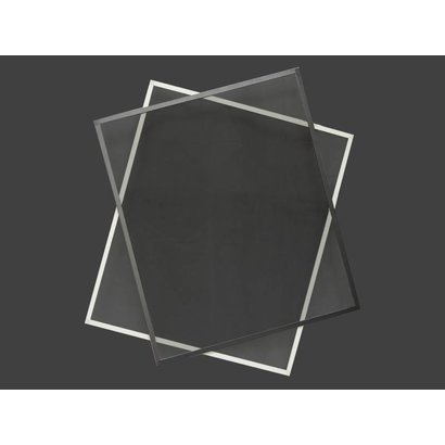 Fliegengitter Fenster – 110 x 130 cm, weiß oder braun