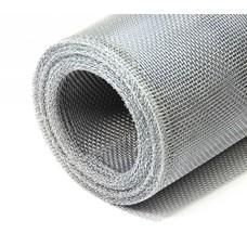 Aluminiumgewebe 1,0 x 12,5 m Alugewebe Draht als Fliegengitter Gewebe Insektenschutz