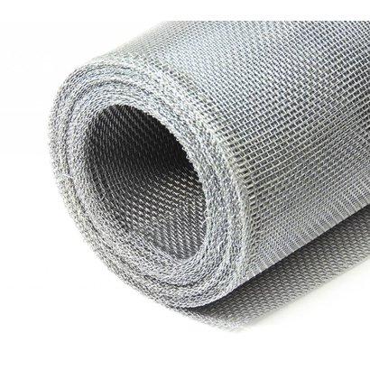 Aluminiumgewebe 1,0 x 5,0 m Fliegengitter Gewebe Rollenware Insektenschutzgewebe