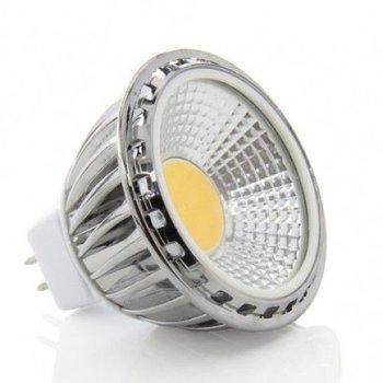 FLEDUX Dimbare MR16 LED Spot 4.5 Watt 300 Lumen