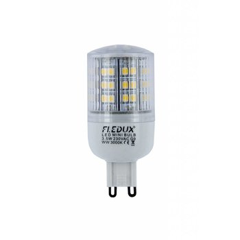FLEDUX G9 LED Lamp 3.5 Watt 240 Lumen