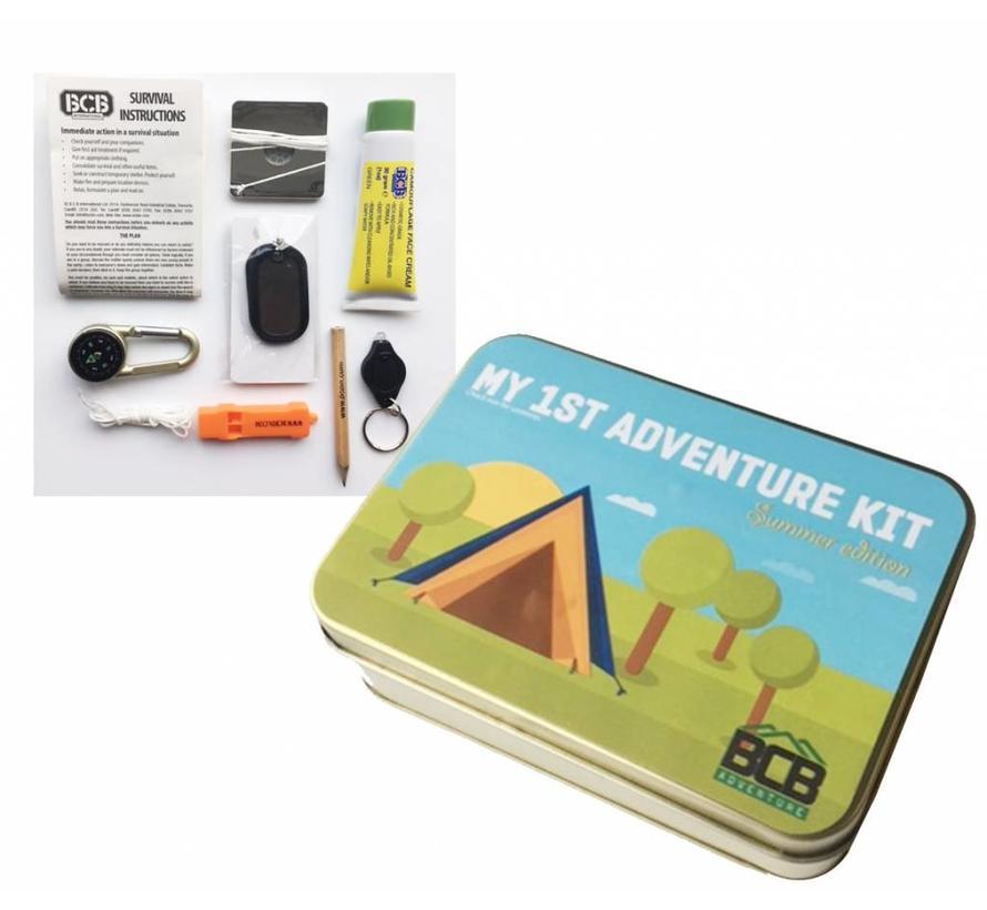 BCB - Mijn Eerste Survival Kit - Zomer Editie