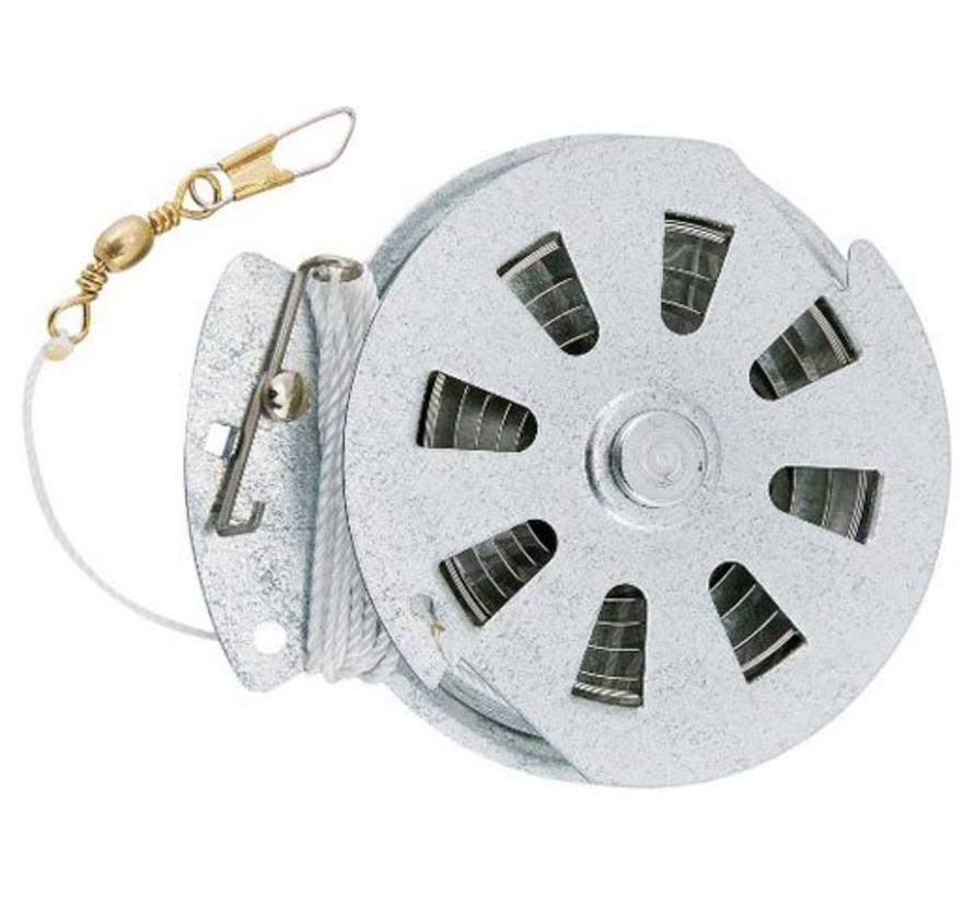 Yoyo-Reel White - Automatic Fishing Rod
