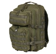 Fosco Fosco Mountain Backpack - 45L - Green- 4 Compartments