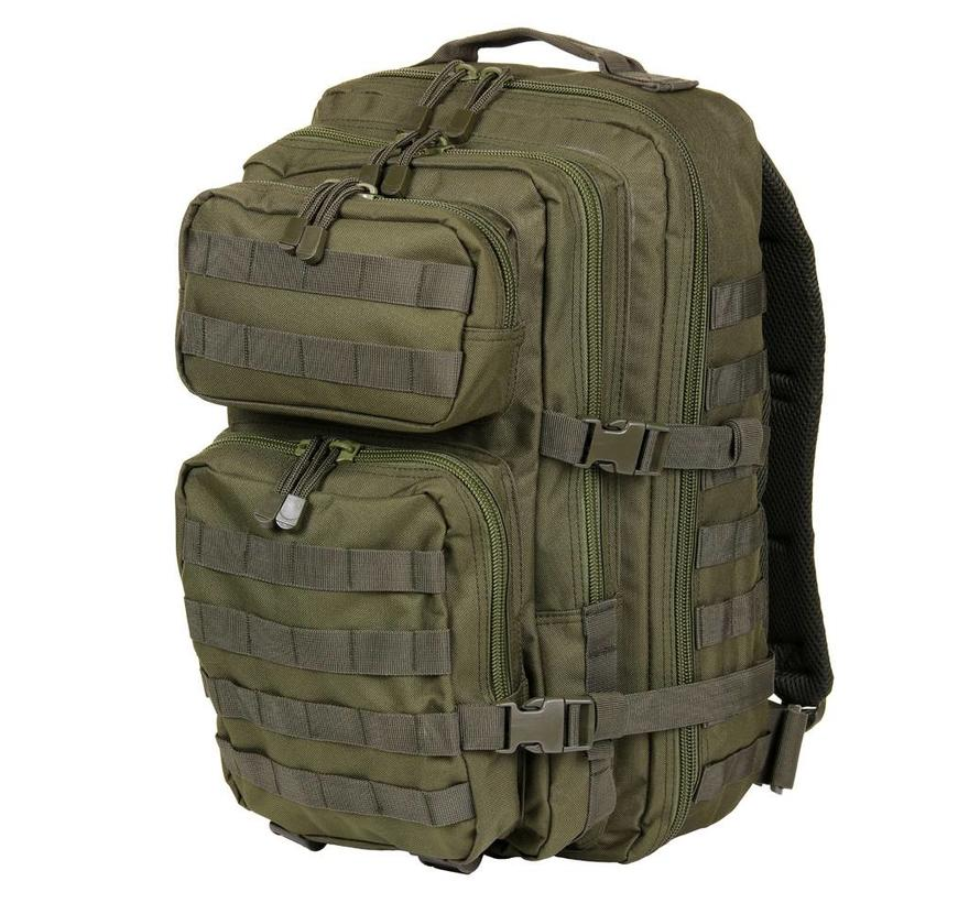 Fosco Mountain Backpack - 45L - Green- 4 Compartments