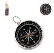 BonQ BonQ Pocket Compass - Aluminum - 4,3 x 4,3 cm