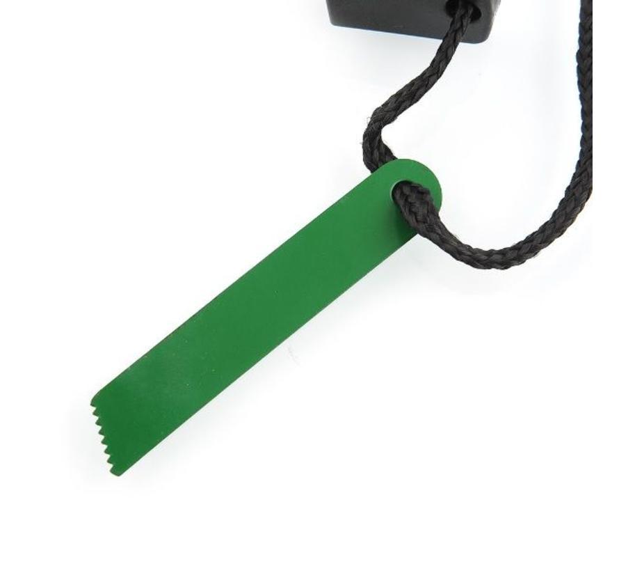 BonQ Firestarter - Magnesium - Green