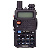 Baofeng Baofeng UV-5R Radio - Black - Incl Charger - 5W