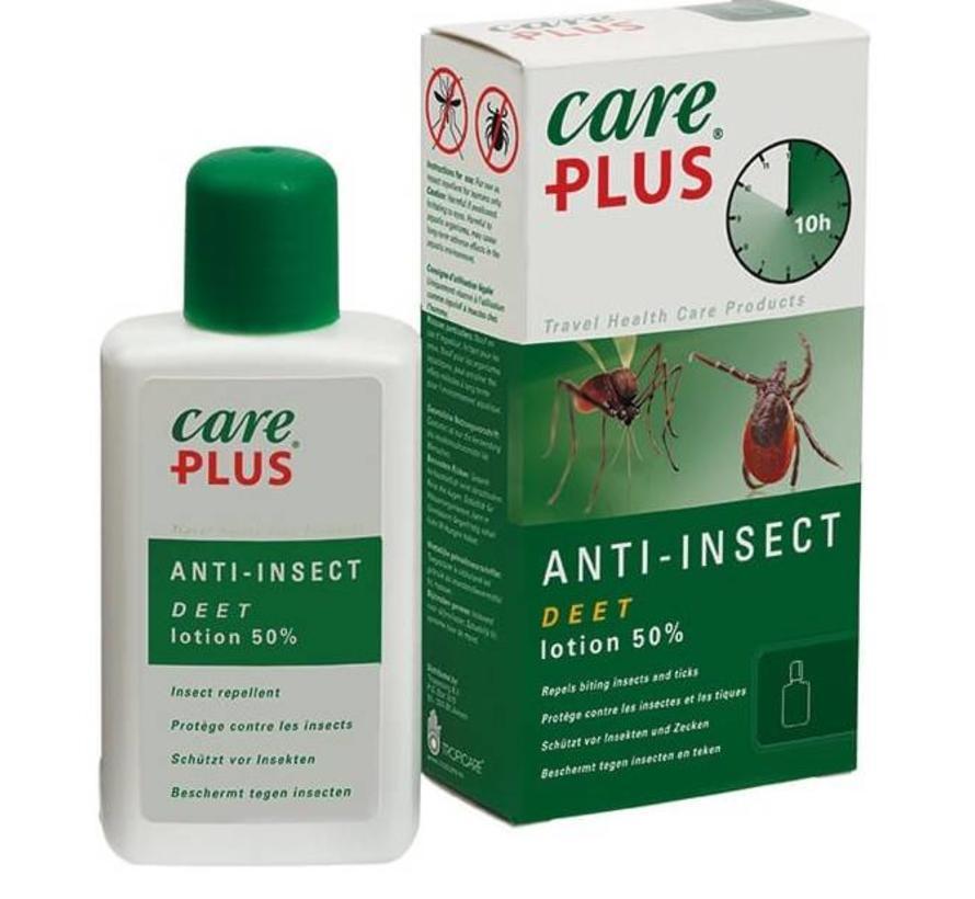 Care Plus DEET - 50% - Lotion
