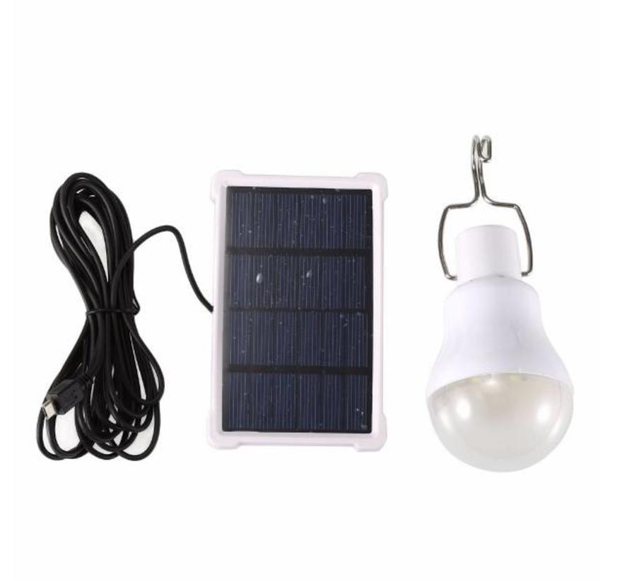BonQ Solar Power Lamp - LED - 850 mAh
