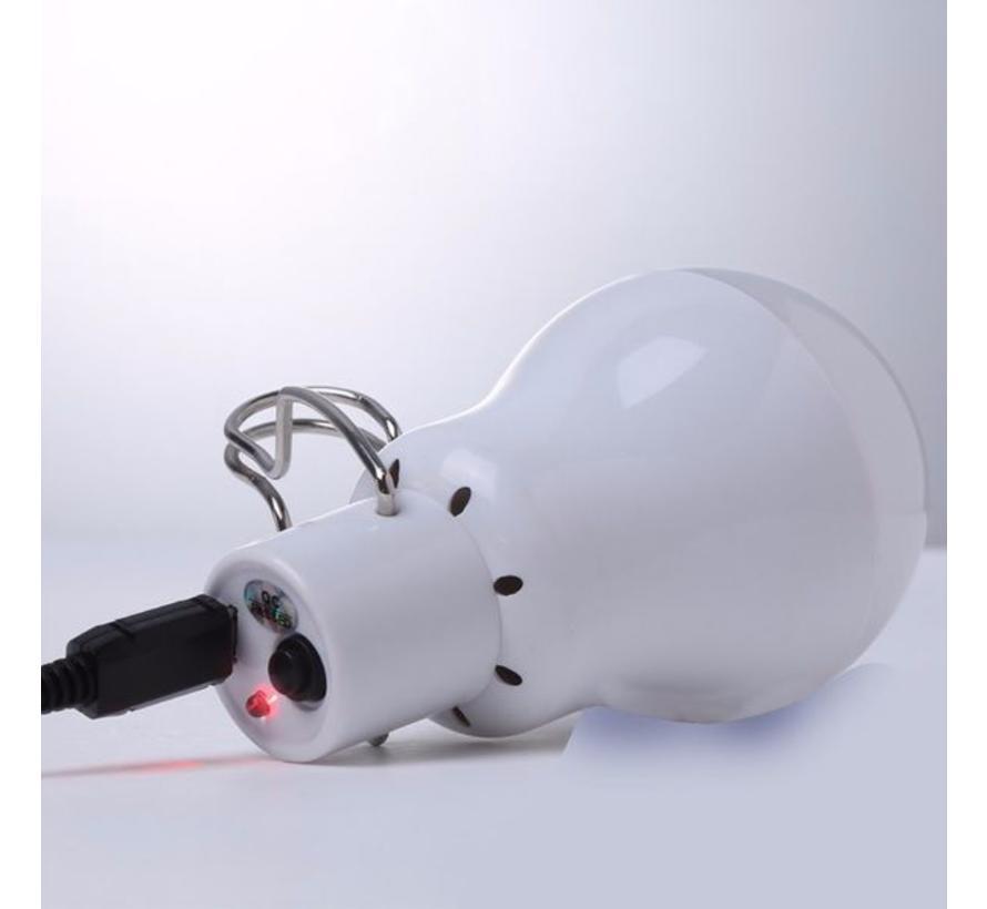 BonQ Zonne-energie Lamp - Led - 850 mAh