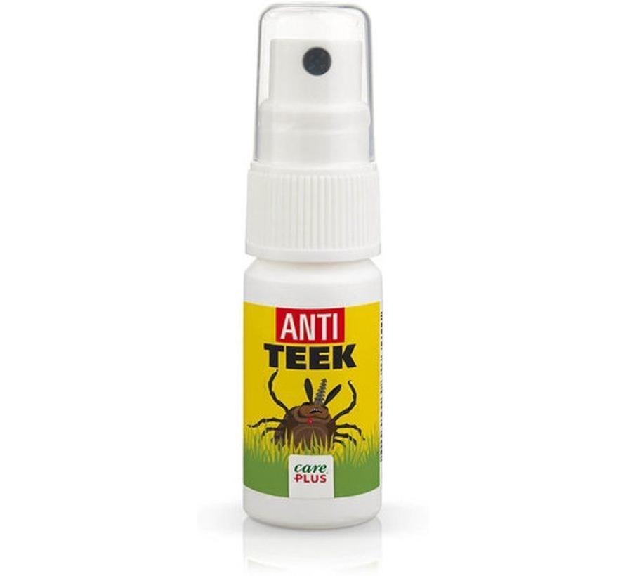 Care Plus Anti-teek Spray - 15ML - 6 uur Bescherming