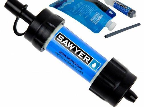 Sawyer Sawyer Water Filter SP128 - Mini - Blue - 375.000 Liter