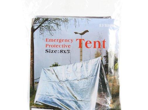 Fosco Fosco Emergency Tent - Silver - 243x152cm