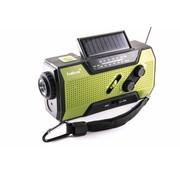 Totle Totle Ultimate Noodradio - 2000mah + Batterij - Leeslampje - Opwindbaar