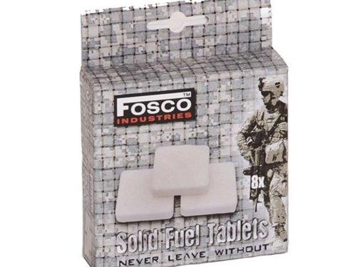 Fosco Fosco Fuel Tablets - Cooker - 8 Stuks