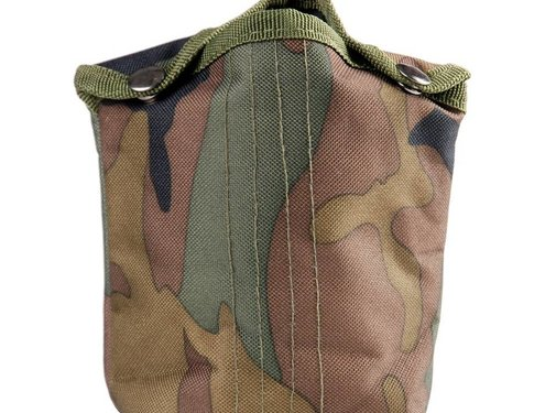 Fosco Fosco Field Bottle Cover - Camouflage