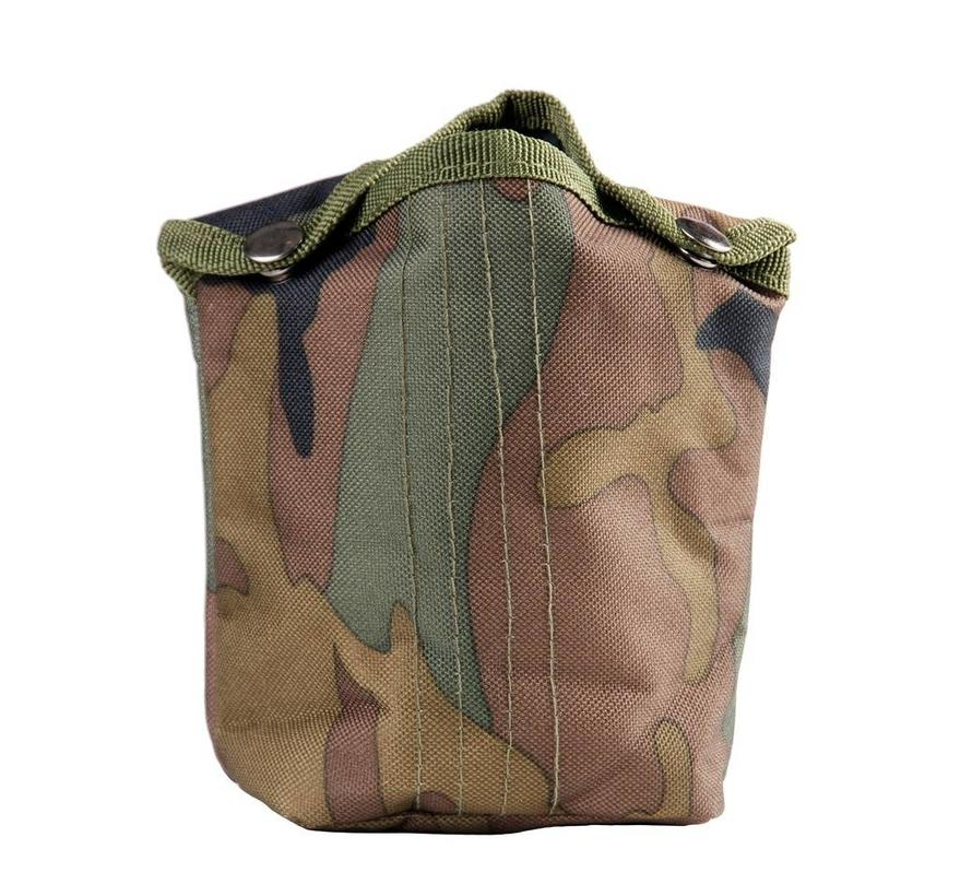 Fosco Veldfles Hoes - Camouflage