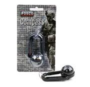 Fosco Fosco Compass - Carabiner - Thermometer