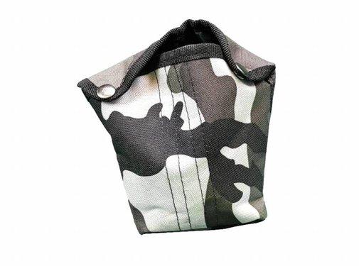 Fosco Fosco Veldfles Hoes - Urban Camouflage