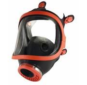 Climax Climax Volgelaat gasmasker - 731-C - Rubber
