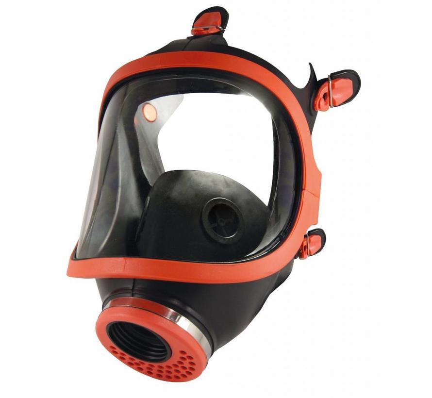 Climax Volgelaat gasmasker - 731-C - Rubber