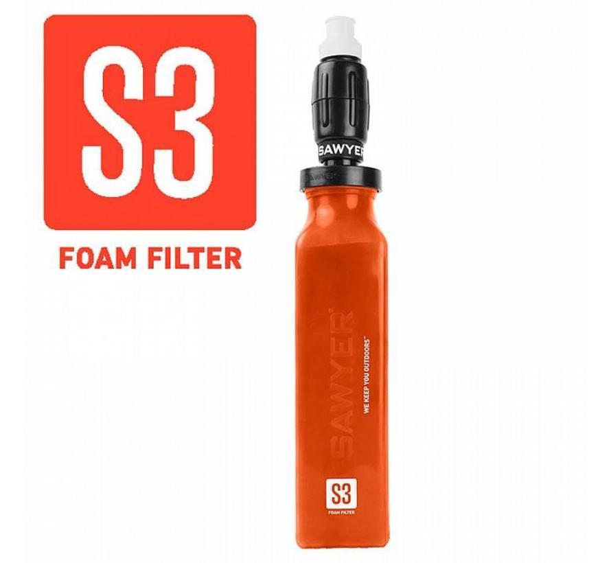 Sawyer Water filter - Foam - S3