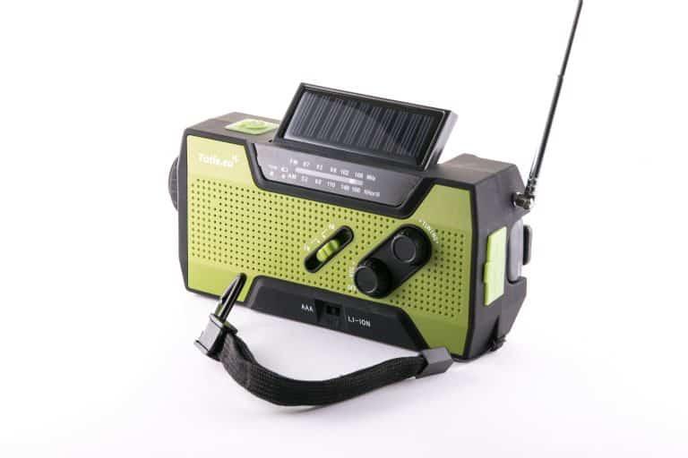 noodradio kopen