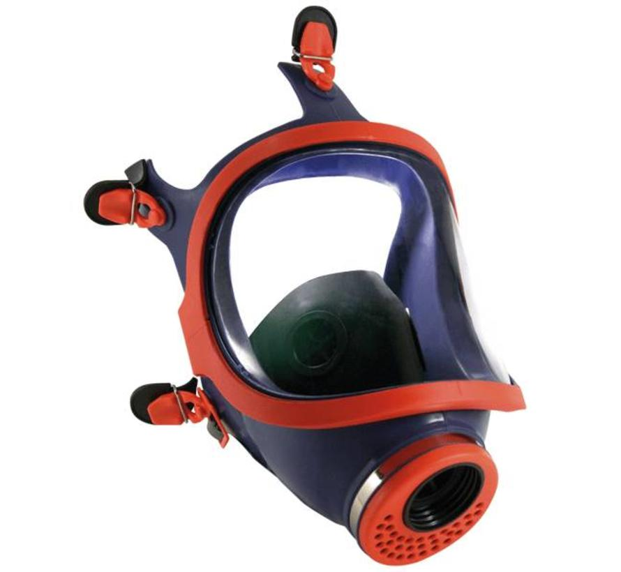 Climax Full Face Gas Mask - 731 - Silicone - Better Fit