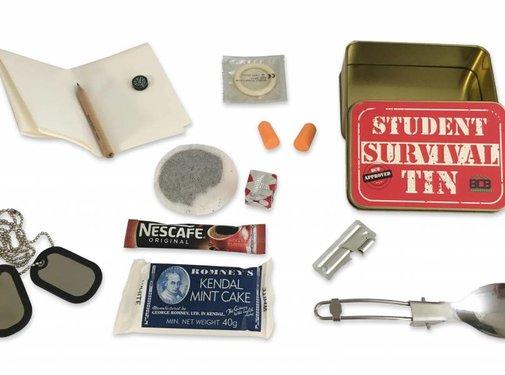 BCB Adventure Student Survival Kit - Including condom