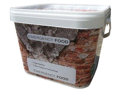 Katadyn Emergency Food for 7 Days - Freezedried Meals