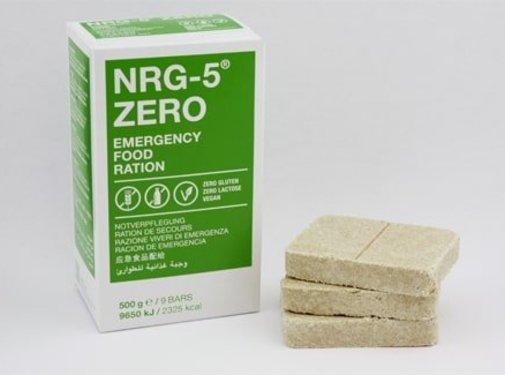 MSI NRG-5 ZERO - Emergency Ration - Glutenfree