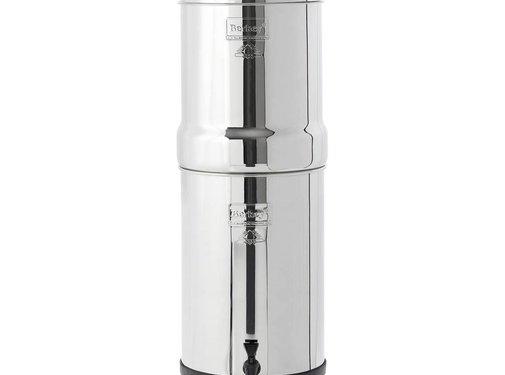Berkey Waterfilters Berkey Crown Waterfilter - Tot wel 98,4 liter per uur
