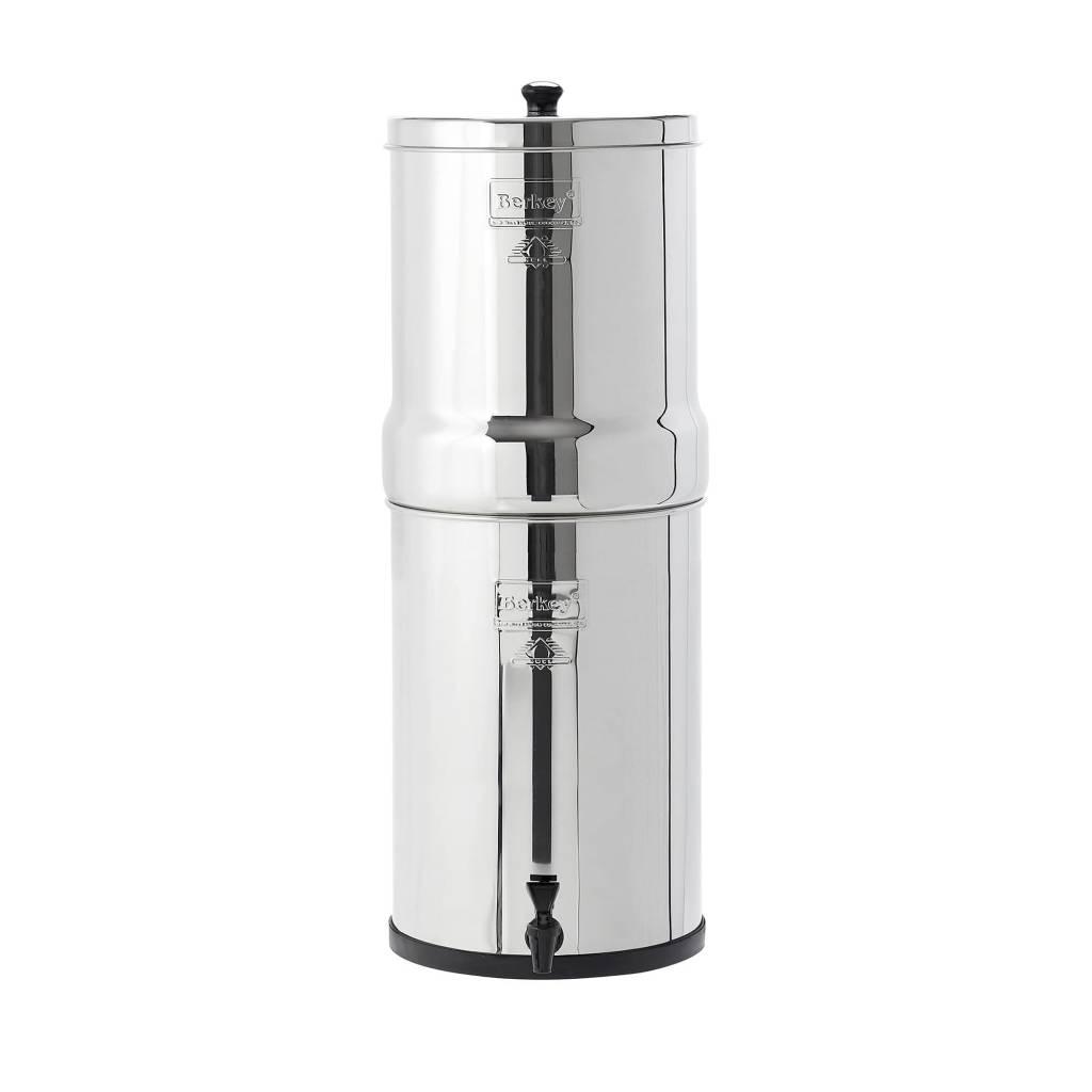 Berkey Waterfilters Berkey Crown Waterfilter Tot wel 98,4 liter per uur