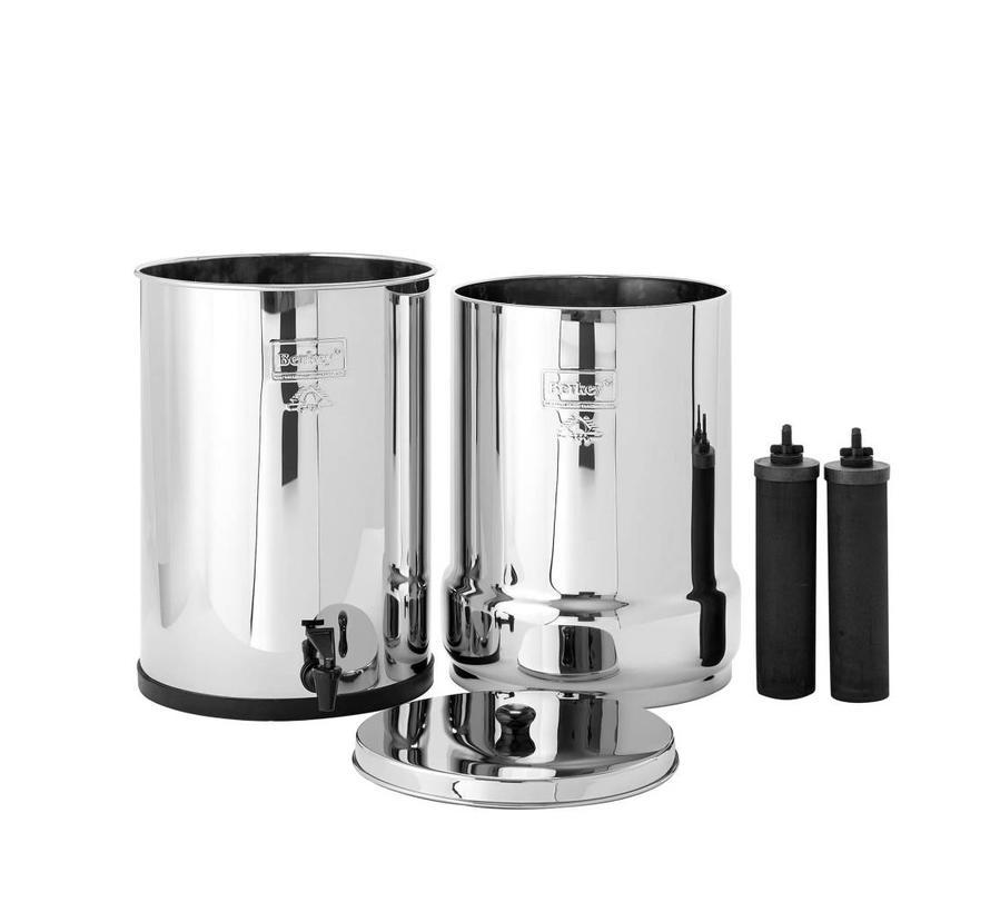 Berkey Crown Water Filter - Up to 98.4 liters per hour