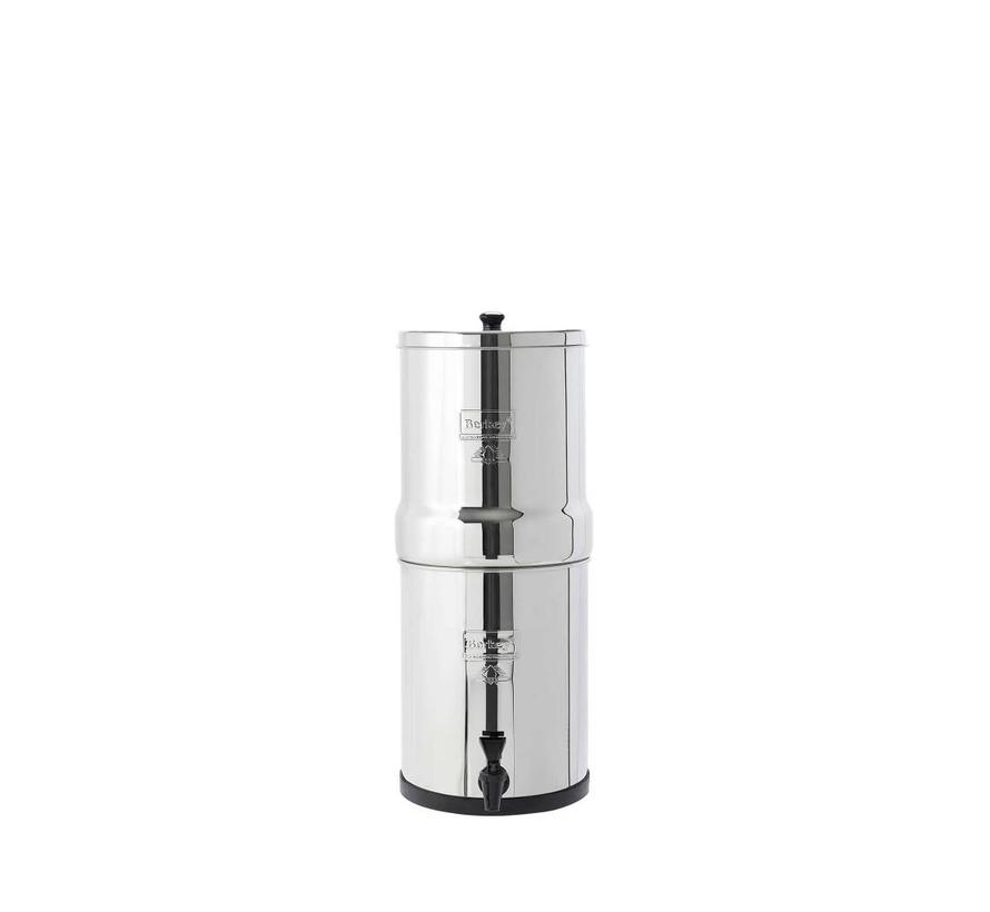 Berkey Travel Water Filter - On the go - 10.4 liters per hour